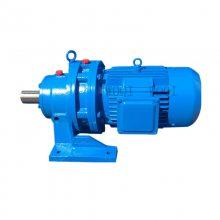 沃旗卧式摆线针轮减速机XWD5-43-5.5KW