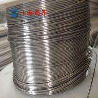进口镍钛形状记忆合金丝 高弹性TiNi-YY合金线 镍钛上海直销