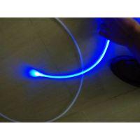 Ф1-1.5-2-3-4-5MM超亮光导纤维,发光线,led导光条