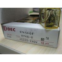 IDEC/和泉【原装正品】 RY系列 和泉继电器