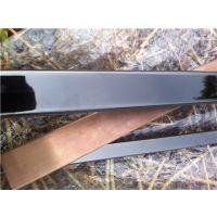 供应不锈钢管 定制 304不锈钢钛金管 装饰用管 规格齐全 现货供应