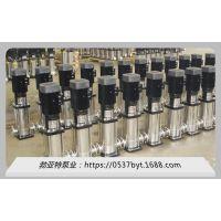 河北省沧州市 电动给水泵 QDL化工泵 勃亚特厂家直销