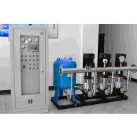 河南供水设备厂家教你如何选择水泵变频控制器