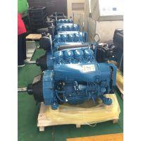 北京北内BF6L913C型号 六缸发电型风冷柴油机 100千瓦 1800转增压电调泵中冷