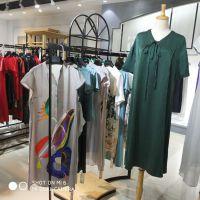 广州时尚大牌女装爱欧雅品牌折扣女装尾货批发