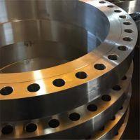 厂家专业生产大口径焊接法兰304不锈钢标准法兰316锻打凸面法兰盘 规格齐全开来图加工定