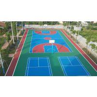 专业施工北京硅PU塑胶球场