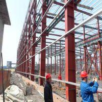 供兰州钢结构车间和甘肃物流园钢结构价格
