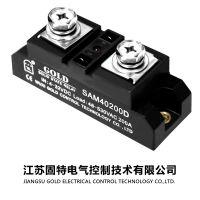 【美国固特旗舰店】单相固态继电器 SAM4060D 适用于塑料挤出机、复印机设备