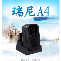 【瑞尼RN-4】工作记录仪美国安霸主控芯片1296高清录像,质量保证