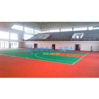 丙烯酸篮球场划线 环保运动场设计施工 丙烯酸球场划线