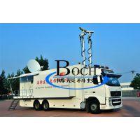 博辰QD-BC-5移动通讯车 气象升降机 升降照明灯车