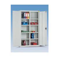 双开门抽屉式存储柜置物柜物料储物柜带安全锁多功能置物柜可订制