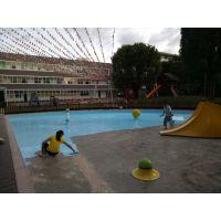 广州嘉顿幼儿园儿童戏水池聚脲防水涂料