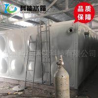 山东厂家直销304不锈钢水箱 无负压水处理设备 聚氨酯发泡保温可定制