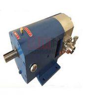 不锈钢转子泵 科尔帕默 凸轮转子泵 可冲洗 卫生型 UV-75201-65 流速:136.3 L