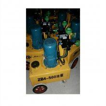 广州供应中拓YBZ2-1.5/63张拉油泵建筑预应力机械