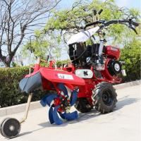 高效耐用田园管理机 小型开沟机 培土机