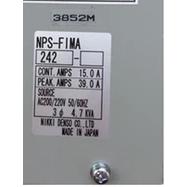 AC日机伺服驱动器NCS-FI10MA-153A