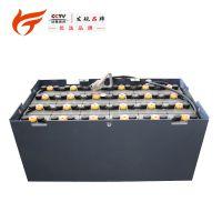 叉车蓄电池 铅酸蓄电池 合力叉车蓄电池8VBS400-48V厂家直销