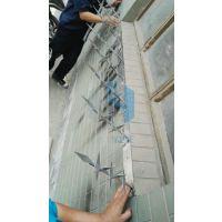 海跃不锈钢护栏防盗刺钉