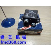 广州锋芒机械博世继电器0332002150进口挖机配件
