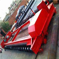 欧科三辊轴滚筒式整平机 全自动5米摊铺机