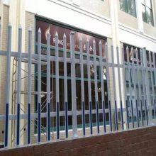 江苏省泰州市泰兴市塑钢幼儿园围墙护栏