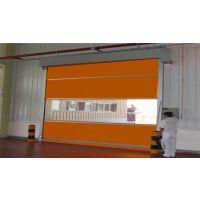 鹤山PVC快速门订做、安装快速门、车间,通道门