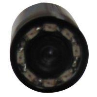 3.6-24V 90度高清防水520线红外夜视安防摄像机 水下钓鱼摄像头