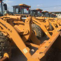 出售9成新二手3吨柳工30装载机