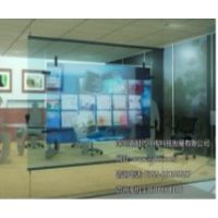 深圳360度全息3d投影幕布 全息膜背投幕橱窗广告幕投影膜高清幕
