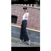 哪里找牛仔裤广州雪莱尔品牌折扣公司一手货源
