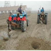 太原市牵引式打眼钻洞挖坑机 种植专用挖坑机 铲车钻眼机厂家直销