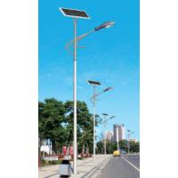 石家庄晋州楷举KJ125太阳能LED路灯绿色新能源5米太阳能庭院灯厂家直销