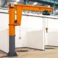 苏州质量好的悬臂吊出售 BZD3型定柱式旋臂起重机 亚重