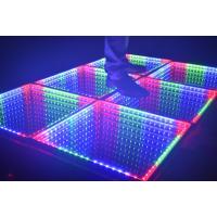 虹美 HM-LF05 LED 深渊地板砖 钢化玻璃跳舞地板
