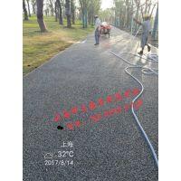 上海拜石上海露骨料透水混凝土地坪材料|_优质露出石透水地坪添加剂