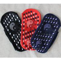 会销礼品托玛琳自发热袜子石墨烯涂点袜可做微电验磁实验