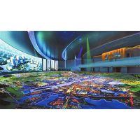重庆规划馆设计│数字多媒体规划展览馆设计公司