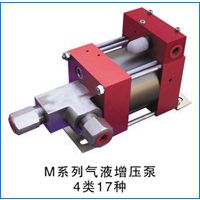 赛思特 气动高压水泵增压泵 气液增压泵 M170WL气液增压泵