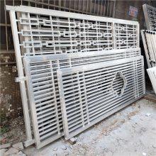 别墅阳台护栏装饰铝合金花格