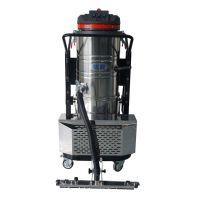 工厂车间吸灰尘铁屑泥浆用工业吸尘器|充电式工业吸尘机YZ-3610DP