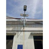 厂家直发一体化太阳能40W灯农村道路照明不用电不接线路灯