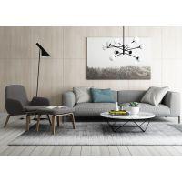 贵阳装修公司详解沙发和客厅的尺寸?如何选购沙发?