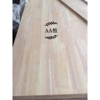 泰国橡胶木指接板 AA级别