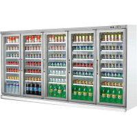 北京晶宏鼎制冷设备冷冻柜组合岛柜卧式冰柜风幕柜超市冷藏展示柜水果保鲜柜