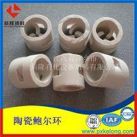 供应25MM陶瓷鲍尔环 陶瓷填料厂家