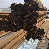 怒江市大厂焊管厂家直销DN15-DN200高频焊21.3mmx2.75-219mmx6