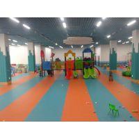 厂家直销幼儿园运动场PVC地垫舞蹈室PVC地垫